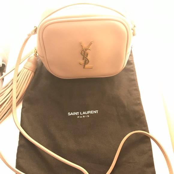 ... Laurent Leather Crossbody Bag. M 5bfef9d5a5d7c6ca44cd8016 1b72513a08569